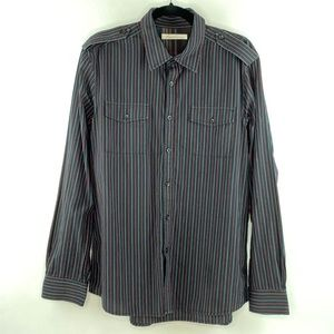 Kenneth Cole New York Button Up.             B21